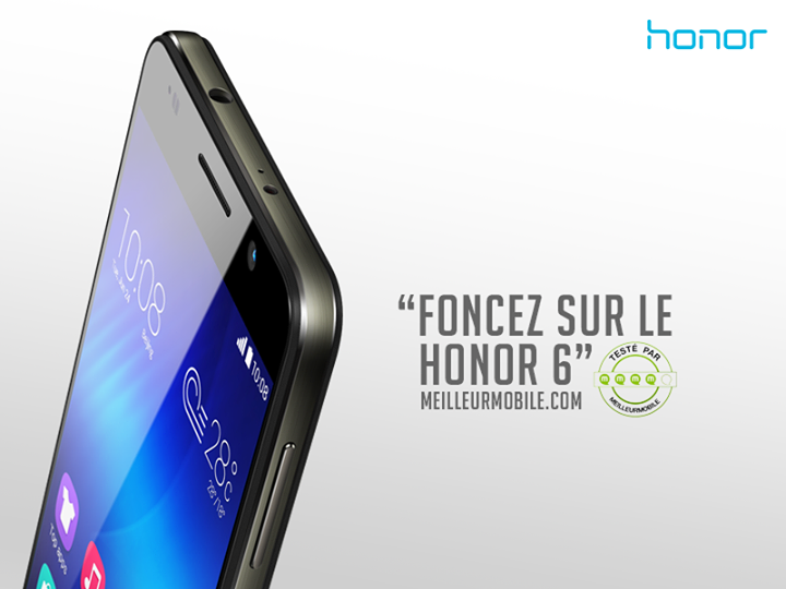 honor 6 tampon